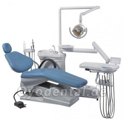 Dental Chair Unit Equipment Computer Steuerung hartem Leder FDA CE-Approved