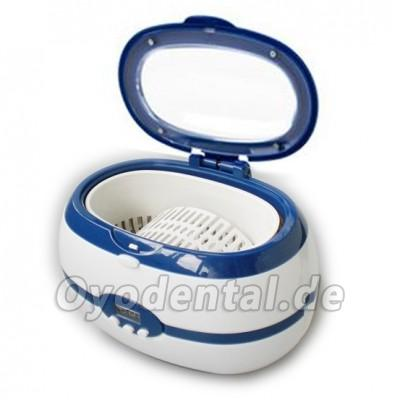 JeKen® 0.6L Mini Digital Ultraschallreiniger CD-2000