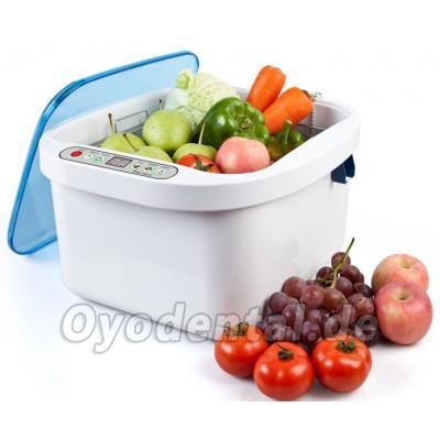 Hause verwendete Ultraschallreiniger und Ozone Gemüse / Obst-Sterilisator KD-6001