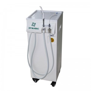 Dynamic® 350L/min Mobile Dental Saugeinheit Saugmaschine Zahnarztpraxis DS3701M