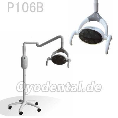 28W Saab Dental Oral LED Licht 9 LED Lampe LCD P106B Patient Licht 4500K