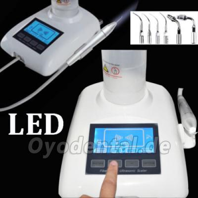 Ruensheng® Led Faseroptik Dental Ultraschall Scaler mit Wassertank YS-CS-A(V)