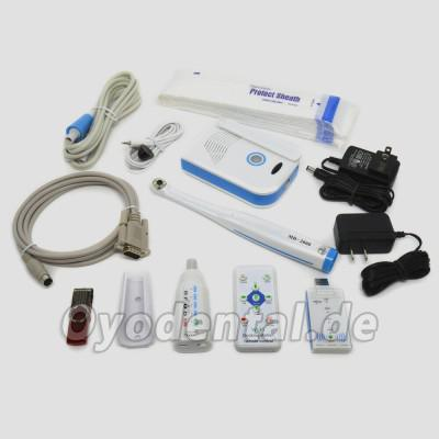 Dental Wireless Intraorale Kamera 5,0 Megapixel CCD WIFI MD2000W