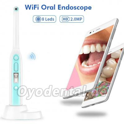 Dental LED Wifi Intraorale Kamera Wireless Endoskop HD für Android / iOS / Tablet