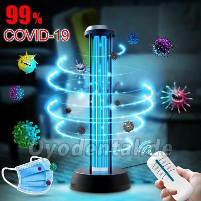 36W UV+Ozone Desinfektionslampe für das Schlafzimmer zu Hause Sterilisationslampe und UV-Röhre für Milbensterilisatoren