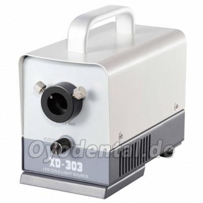 KWS XD-303-20W 20W LED Medical Portable Inspection Cold Light Source