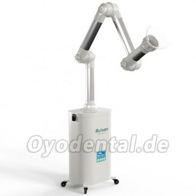 RUIWAN Dental External Oral Aerosol Suction Unit Machine with UV Disinfection RD90