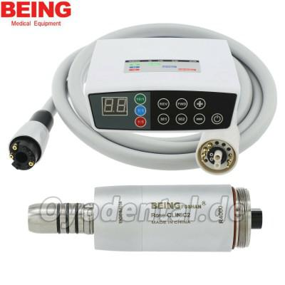 BEING Rose CLINC2 Electric Dental Handpiece Motor System Touch Panel Compatible with KaVo INTRA LUX
