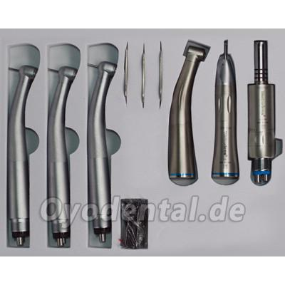 Westcode LS Low Speed Handpiece Kit + 3Pcs Turbine Handpiece XM-H0101