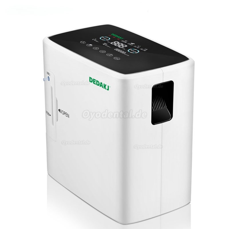 1L-6L High-End Medical Home Use High Purity Mini Portable Oxygen Concentrator Generator Machinie