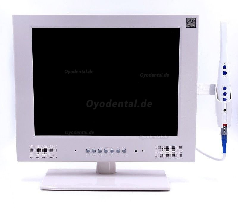 MLG® M-958A 15-Zoll-LCD und 1/4 SONY CCD hohe Auflösende Intraoral kamera