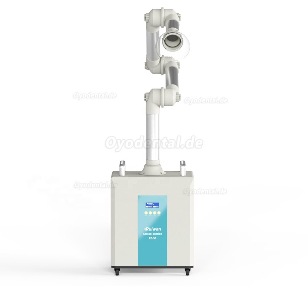 WANRUI RD50 Dental Clinic External Oral Aerosol Suction Unit Laboratory Cleaning Air Machine